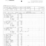 ETCカード 利用明細書